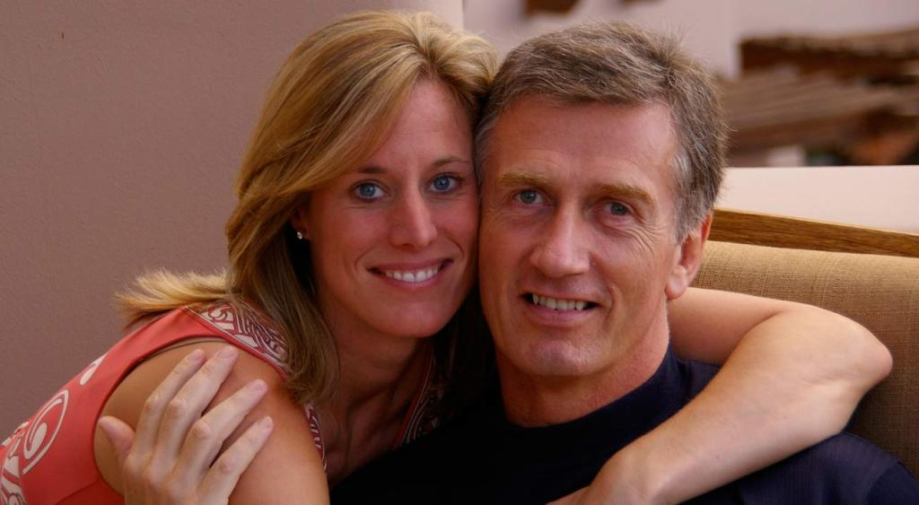 Chris and Allison