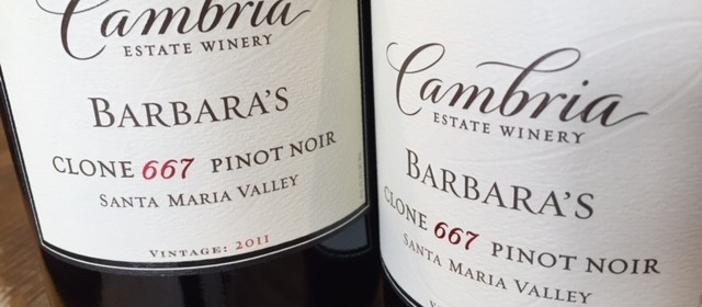 Cambria Estate Winery: A Tradition of Family & Great Wine