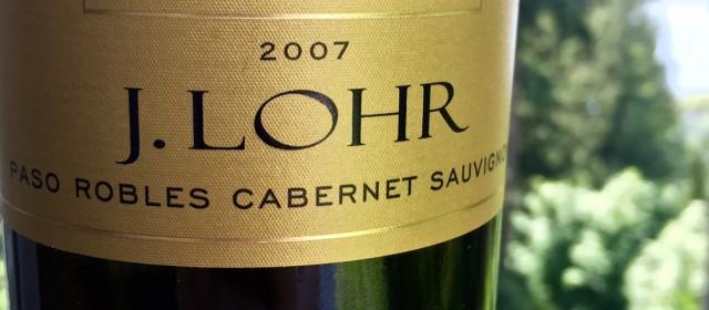 J. Lohr Hilltop Cabernet Sauvignon