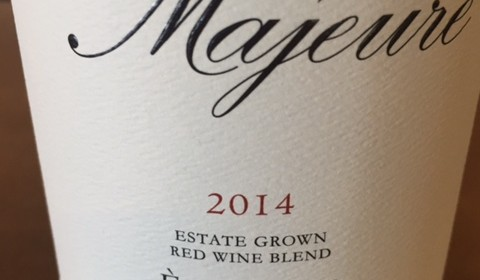 Force Majeure Vineyard: Top Wines from the Top of Red Mountain