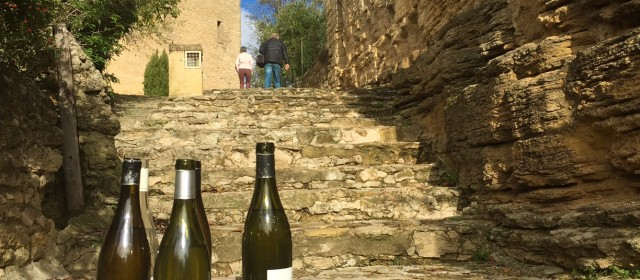 Slowing Down in Châteauneuf-du-Pape