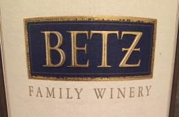 2002 Betz Family Cabernet Sauvignon Père de Famille
