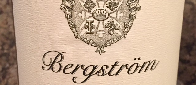 2006 Bergstrom Vineyard Pinot Noir