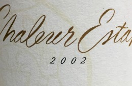 2002 Delille Cellars Chaleur Estate